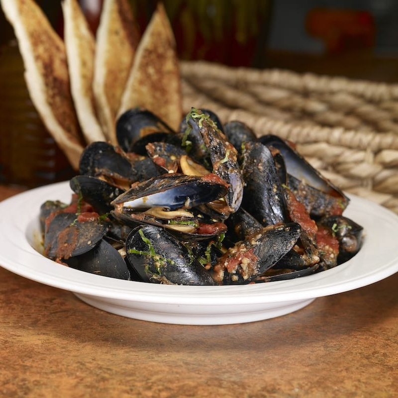 Mussles Appitizers